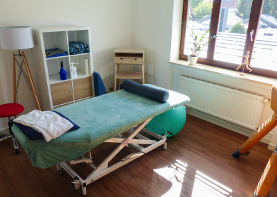 CF Physiotherapie Behandlungsraum 2